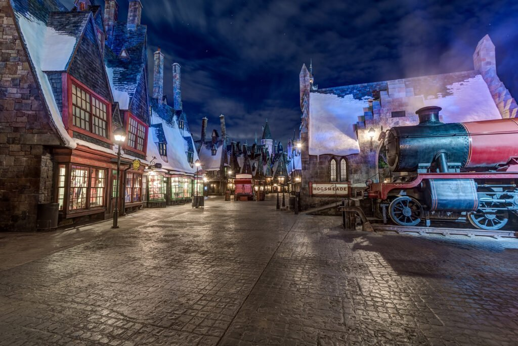 Universal Studios' Wizarding World of Harry Potter